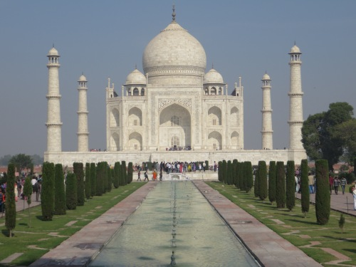 India, Agra, Taj Mahal in all it's Glory