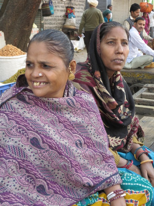 India; Women in Old Delhi