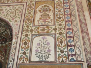 Jaipur, Amber Fort Mosaic