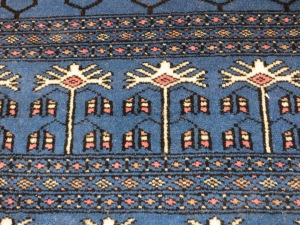 Jaipur, Rug Patterns