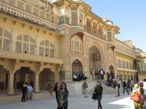Jaipur, The Amber Fort Palace