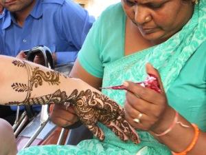 Henna Arm #2