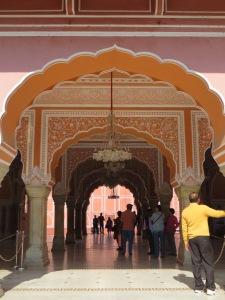 Jaipur City Palace #1