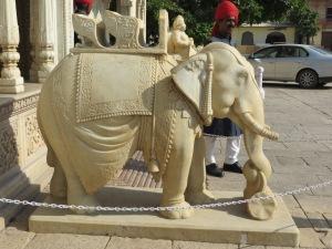 Jaipur City Palace #4