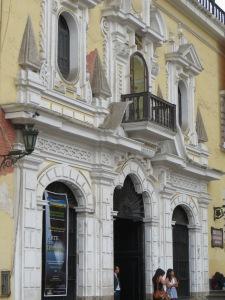 Bl#1 Old Lima Doorway