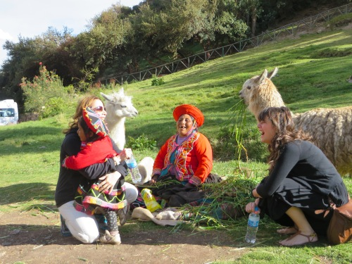 Blog Cusco Me, new grandchild #10