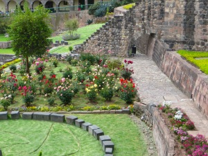 Blog Cusco Museum Courtyard #7