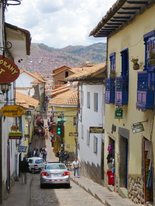 Blog Cusco steep #3