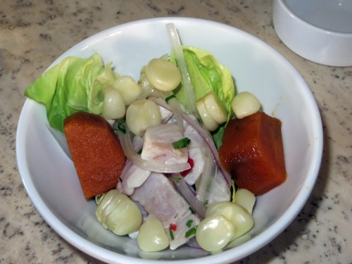 Blog Lima Food, Ceviche